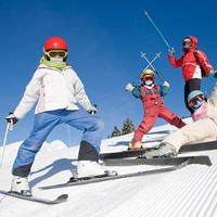 Un séjour d'une semaine de sports d'hiver pendant les vacances scolaires de Noël - Nouvel an