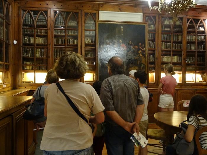 Journées du patrimoine 2020 - Visite guidée de la Collégiale