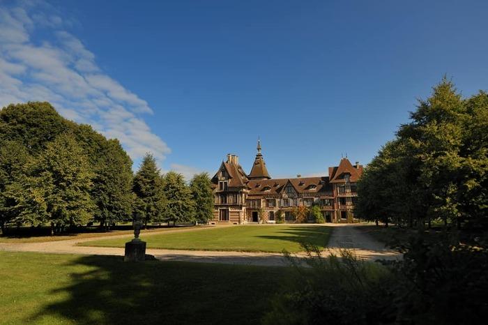 Journées du patrimoine 2020 - Visite libre du parc du manoir du Villers