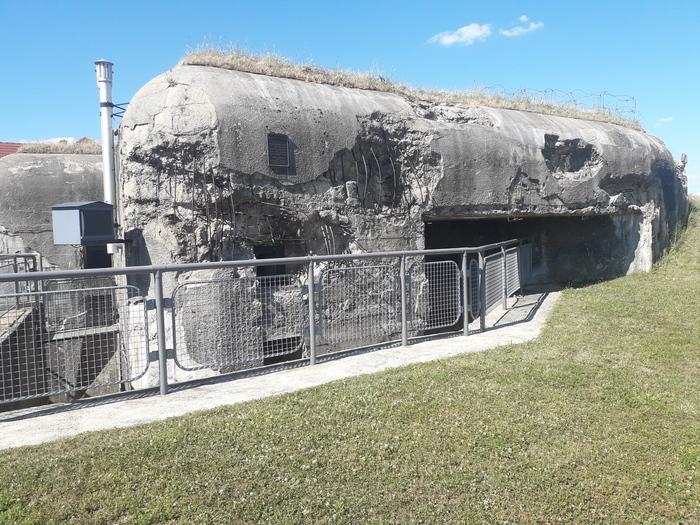 Journées du patrimoine 2020 - Visite guidée d'une casemate de la ligne Maginot