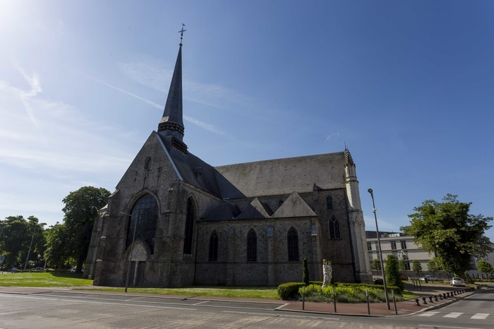 Journées du patrimoine 2019 - Eglise Notre-Dame  - Visites libres
