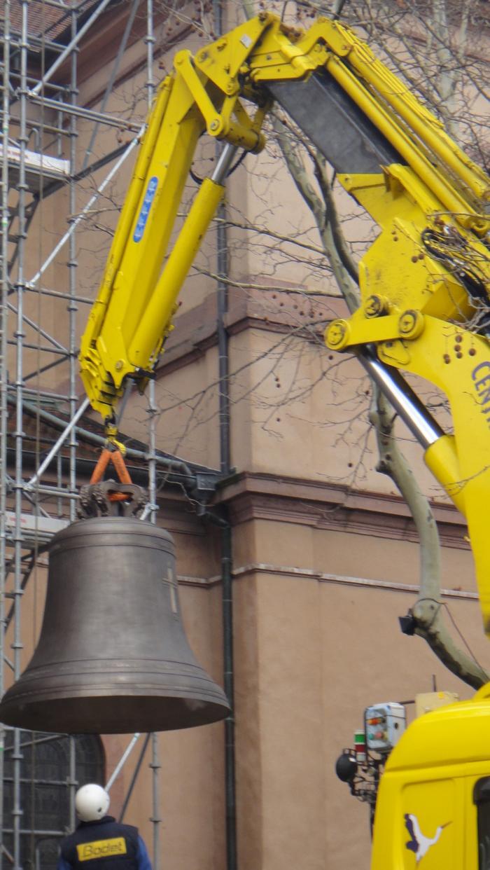 Journées du patrimoine 2019 - Visite du clocher et ses nouvelles cloches