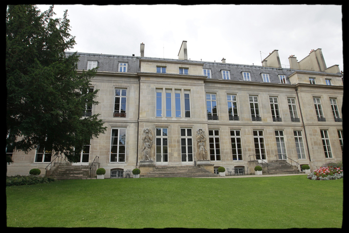 Journées du patrimoine 2020 - Visite de l'Hôtel de Villars