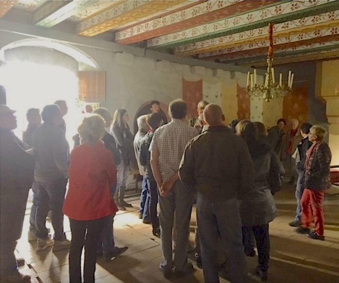 Journées du patrimoine 2020 - Un manoir sauvé de la démolition...