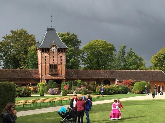 Journées du patrimoine 2019 - Visite libre du château de Charmont-sous-Barbuise