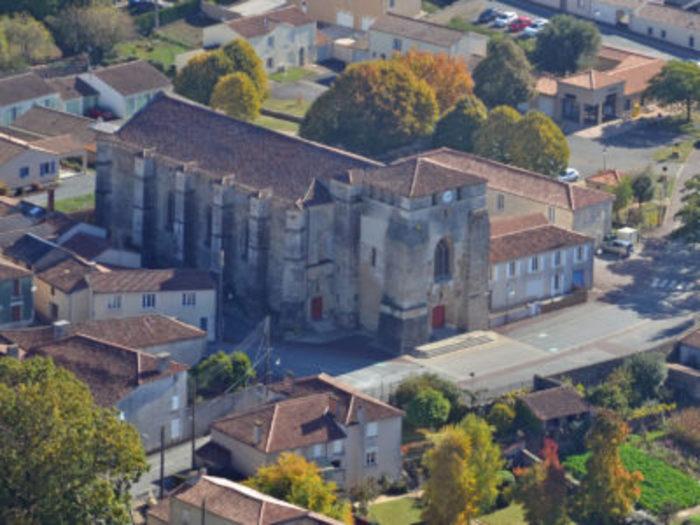 Journées du patrimoine 2020 - Eglise de Cheffois - XIII et XVème siècle