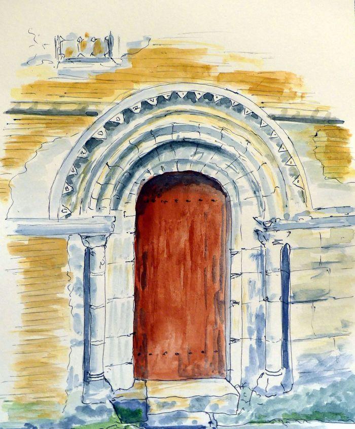 Journées du patrimoine 2019 - Visite  guidée de la chapelle romane de Beneauville