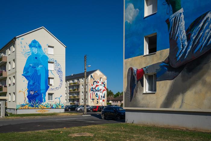 Journées du patrimoine 2020 - Exposition d'art urbain