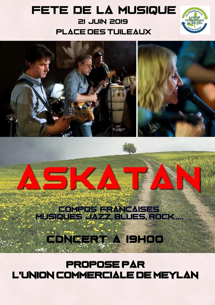 Fête de la musique 2019 - Askatan