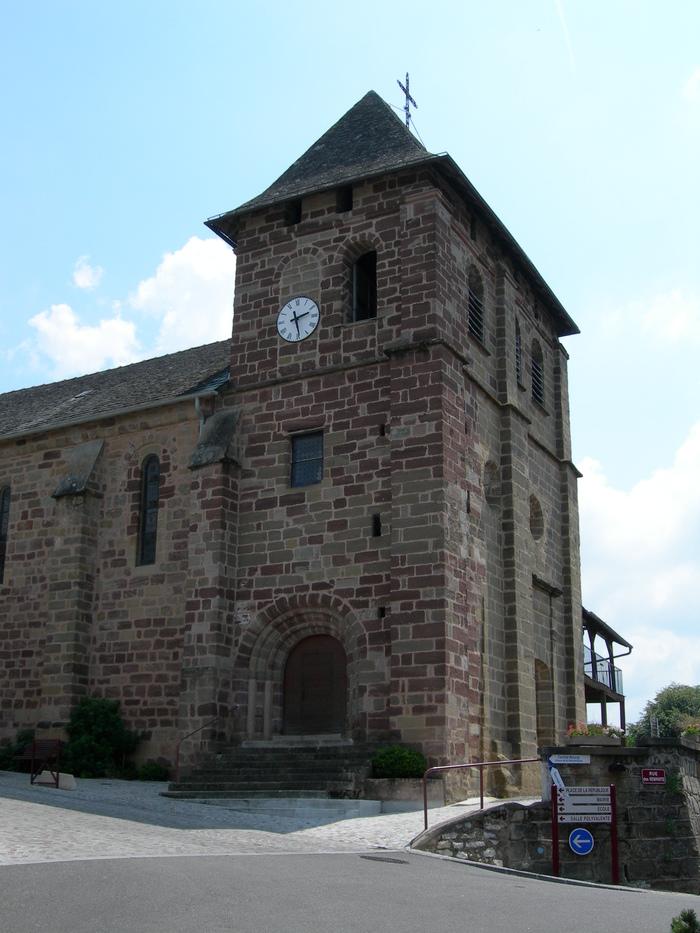 Journées du patrimoine 2020 - Église d'Ussac : visite guidée, exposition et atelier maquettes