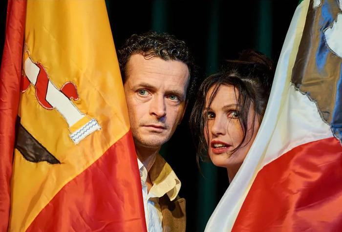 Théâtre :  Ay Carmela