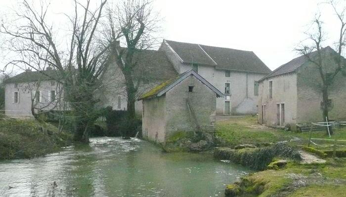 Journées du patrimoine 2019 - Découvrez le moulin à eau, son système hydraulique et des machines de fabrication...