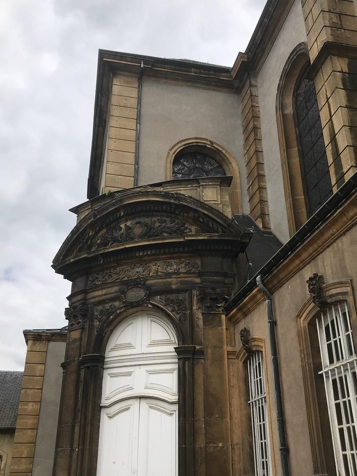 Journées du patrimoine 2019 - Visite scolaire de l'église Sainte-Glossinde