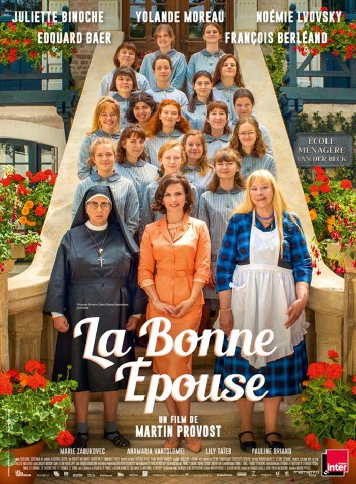 Comédie de Martin Provost avec Juliette Binoche…- FRANCE - 2020 - 1H49