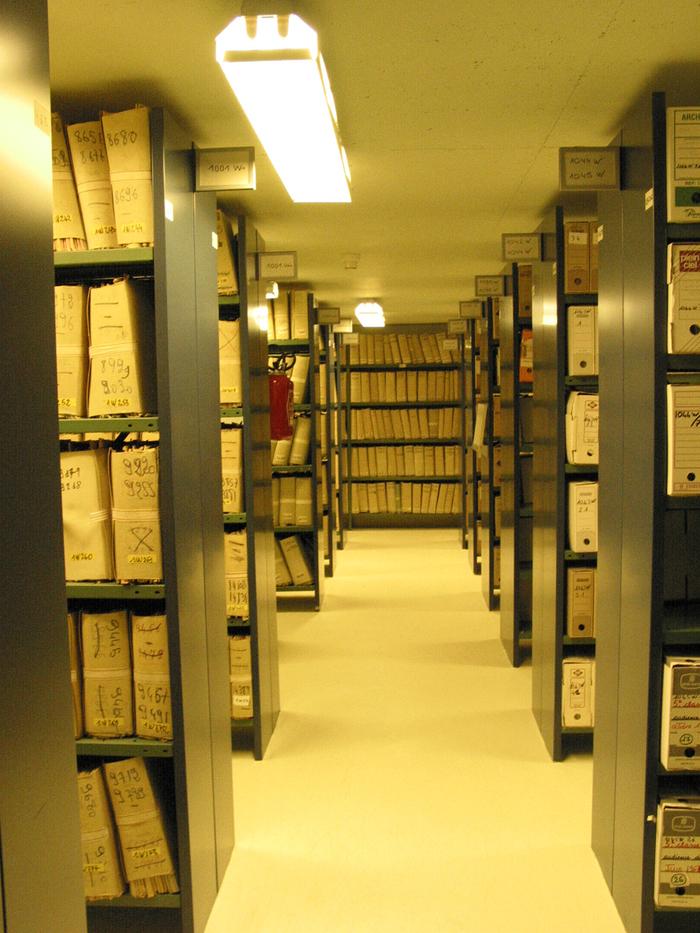 Journées du patrimoine 2019 - Archives de la collectivité de Corse - service Cismonte : découverte des locaux et des documents conservés