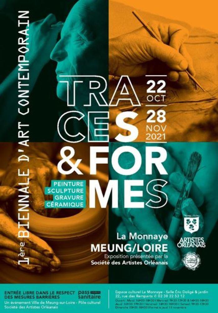Biennale d'art contemporain par la Société des Artistes Orléanais