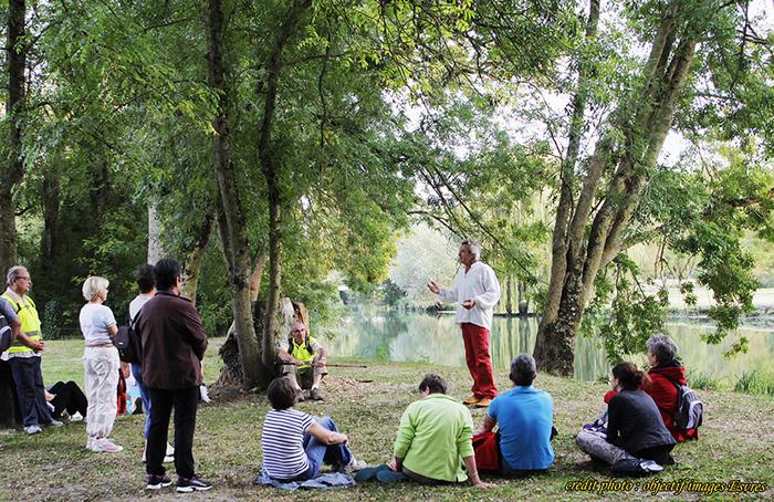 Journées du patrimoine 2019 - Balade contée à Véretz