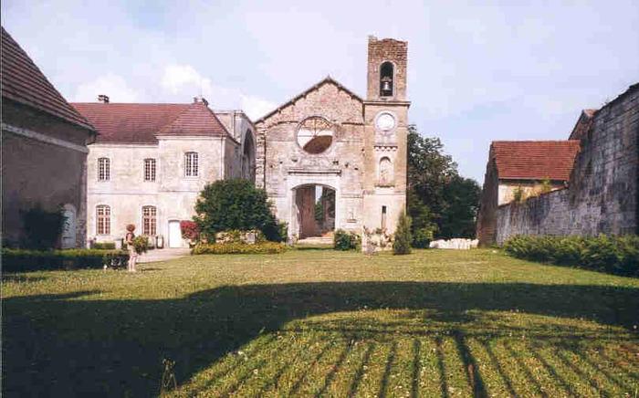 Journées du patrimoine 2019 - Visite guidée de l'abbaye de Septfontaines