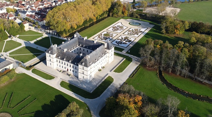 Journées du patrimoine 2020 - Visite du domaine d'Ancy-le-Franc