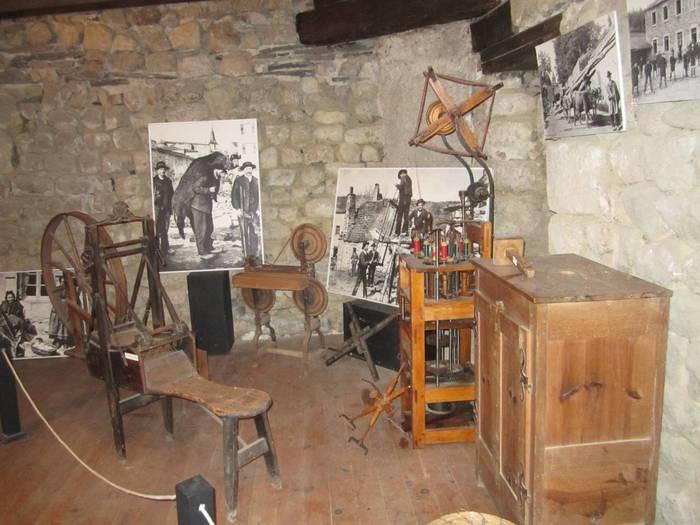 Journées du patrimoine 2020 - Visite du Musée des Arts et Traditions Populaires de Versilhac