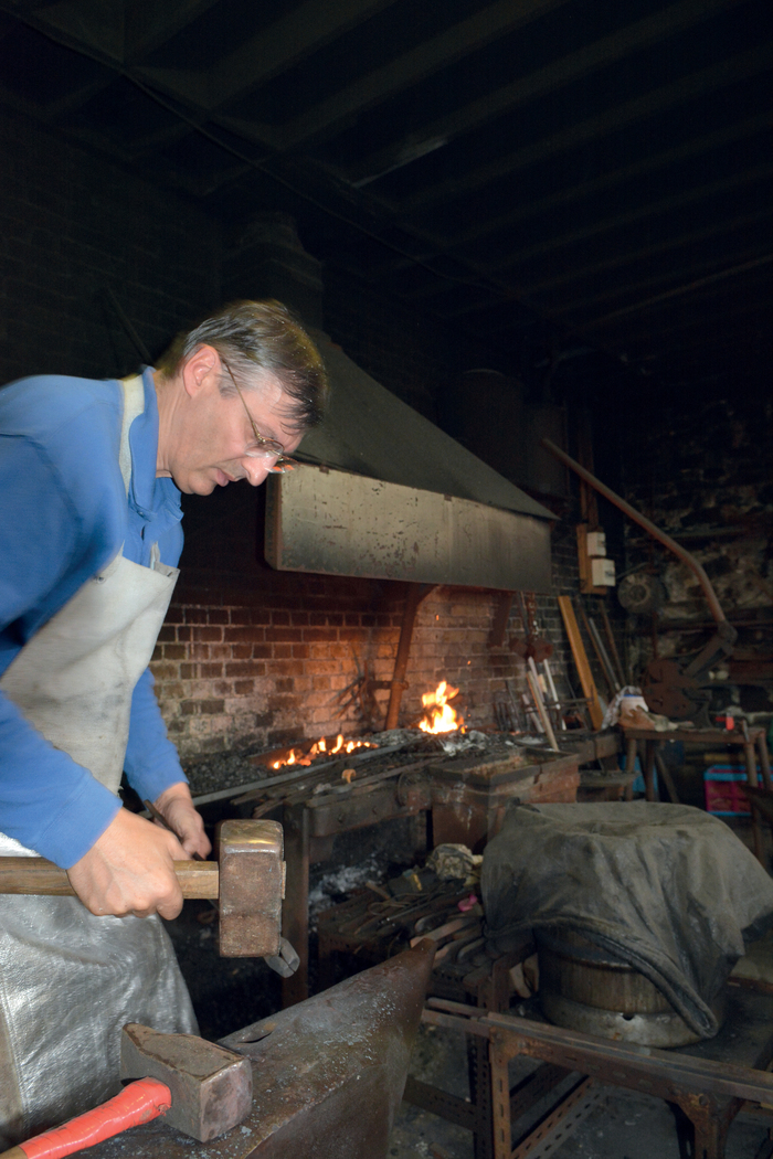 Journées du patrimoine 2020 - Visite commentée de la forge et démonstration