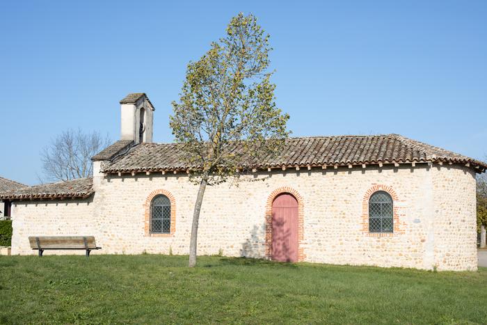 Journées du patrimoine 2020 - Visite commentée de la Chapelle Saint-André de Chânes