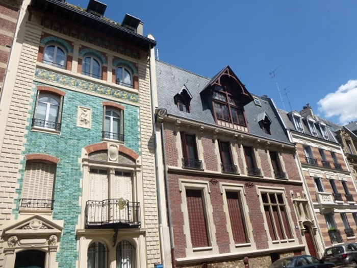 Journées du patrimoine 2020 - Éduquer le regard : découvrir les belles constructions de la Plaine Monceau et quelques artistes qui y ont habité