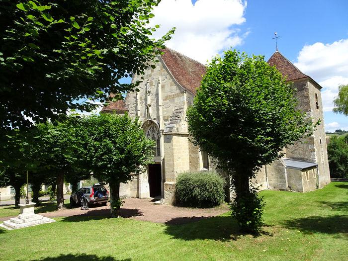 Journées du patrimoine 2019 - Visite d'une Église rurale du début du XVIème siècle