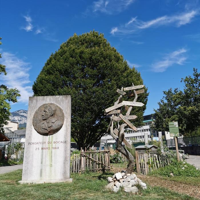 Journées du patrimoine 2020 - Visite guidée de la Fondation du Bocage, sur les traces de Camille Costa de Beauregard