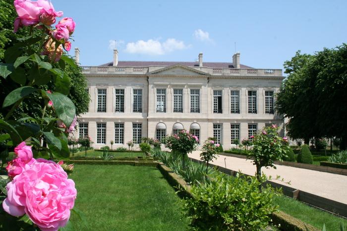 Journées du patrimoine 2019 - Visite de l'Hôtel des Intendants de Champagne
