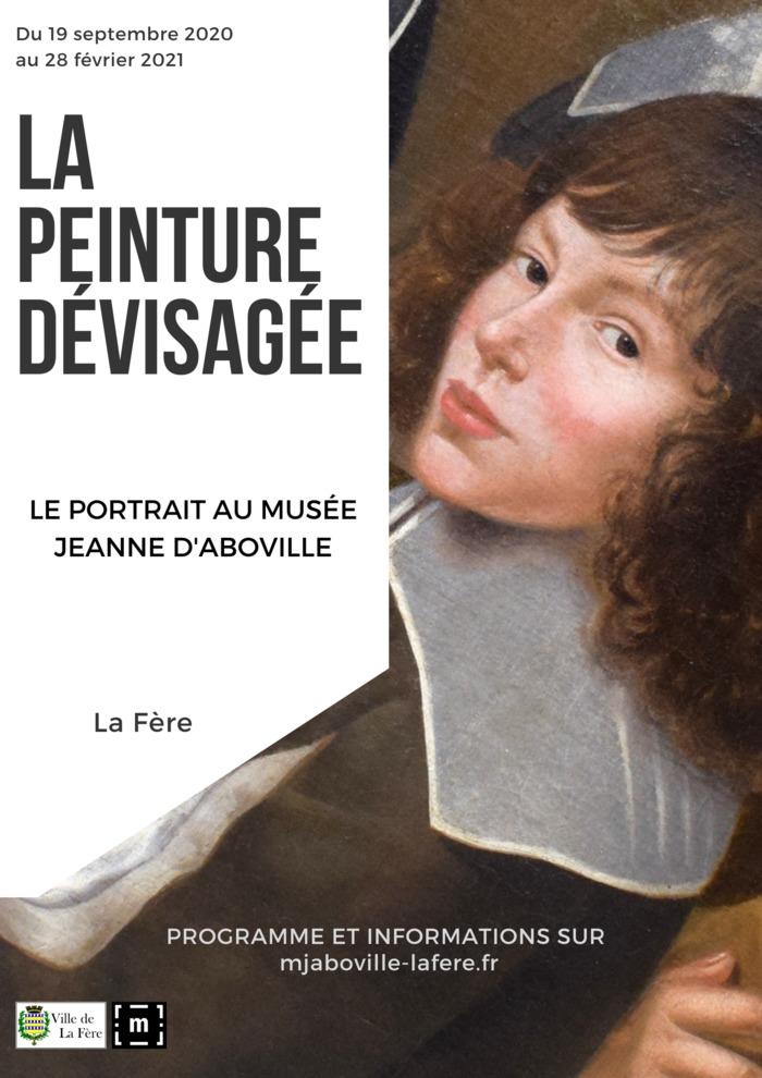 Journées du patrimoine 2020 - La Peinture dévisagée