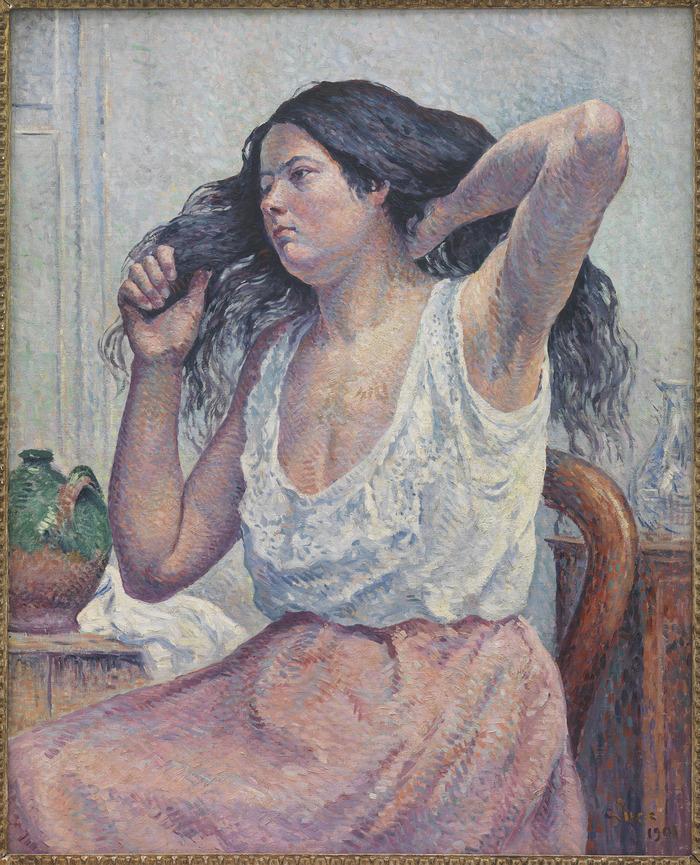 Journées du patrimoine 2019 - Visite des collections du peintre Maximilien Luce
