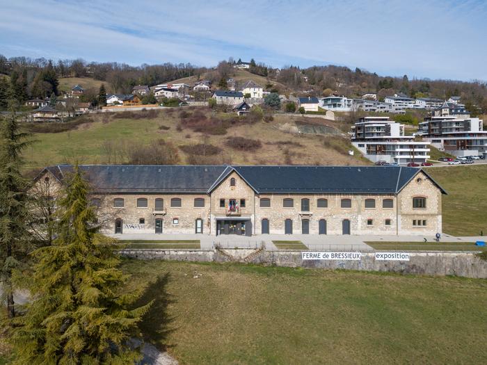 Journées du patrimoine 2019 - Ancienne ferme de subsistance du CHS de la Savoie
