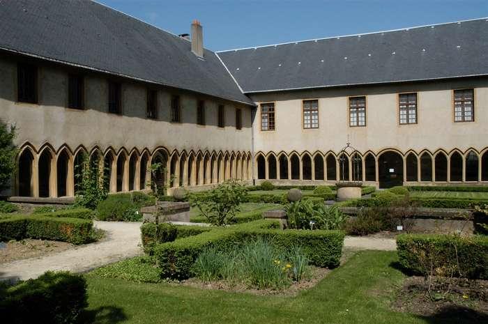 Journées du patrimoine 2020 - Visite libre du cloître des Récollets