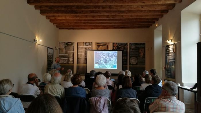 Journées du patrimoine 2020 - Rencontre autour de l'actualité du patrimoine