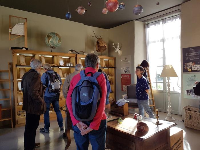 Journées du patrimoine 2020 - Visite accompagnée du manoir