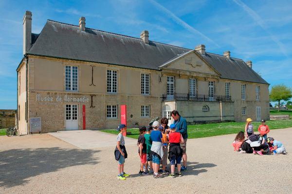 Nuit des musées 2019 -Visite guidée et  insolite du musée de Normandie