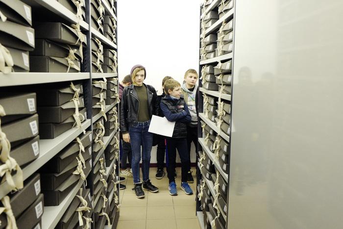 Journées du patrimoine 2020 - Visite pour les scolaires