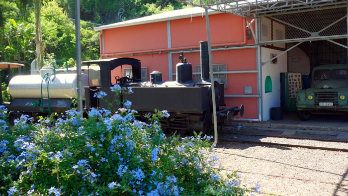 Journées du patrimoine 2019 - Découverte de l'histoire du chemin de fer à La Réunion avec l'association Ti Train