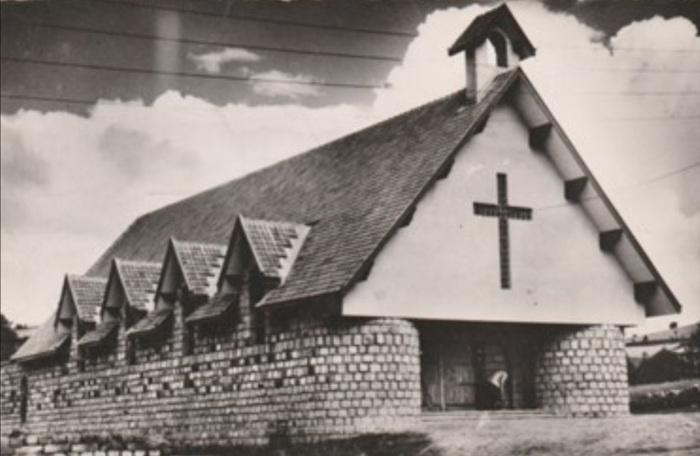 Journées du patrimoine 2019 - Exposition « L'église de la solidarité a disparu »