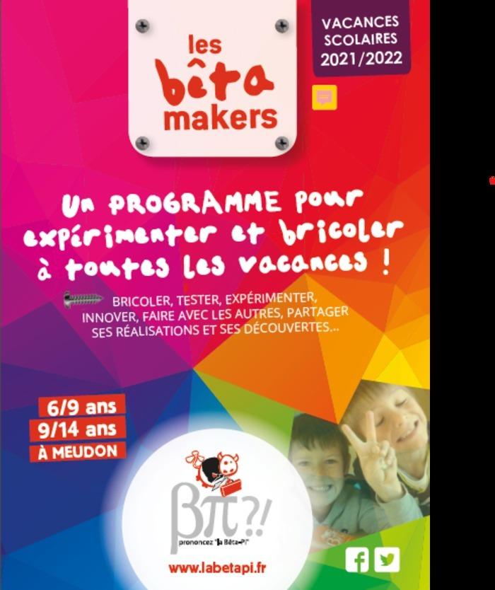 Animation scientifique pour des enfants de 6 à 14 ans pendant les vacances de la Toussaint à Meudon