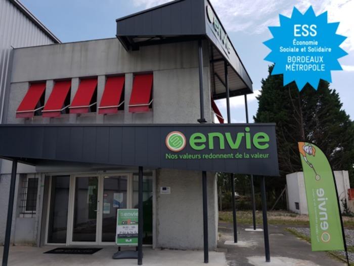 TOUR DE L'ESS 2020 – Visite «Redonne vie à vos appareils éléctroménagers» avec Envie Gironde