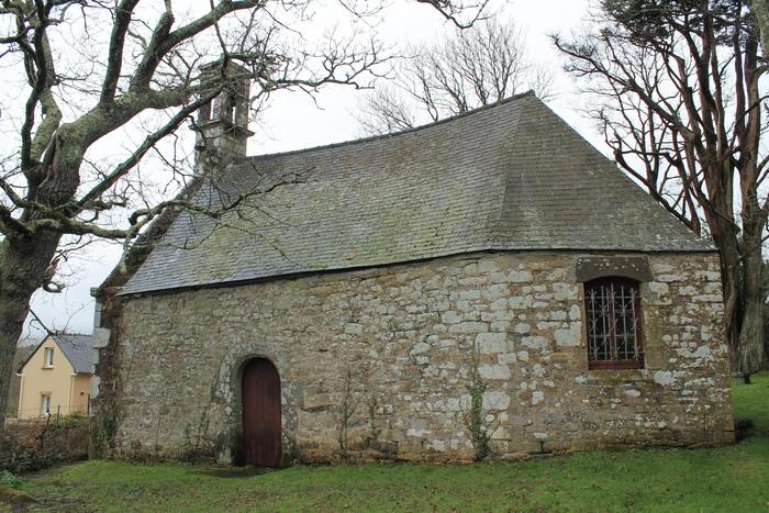Journées du patrimoine 2019 - Visite libre - Chapelle Saint Roch - Daoulas