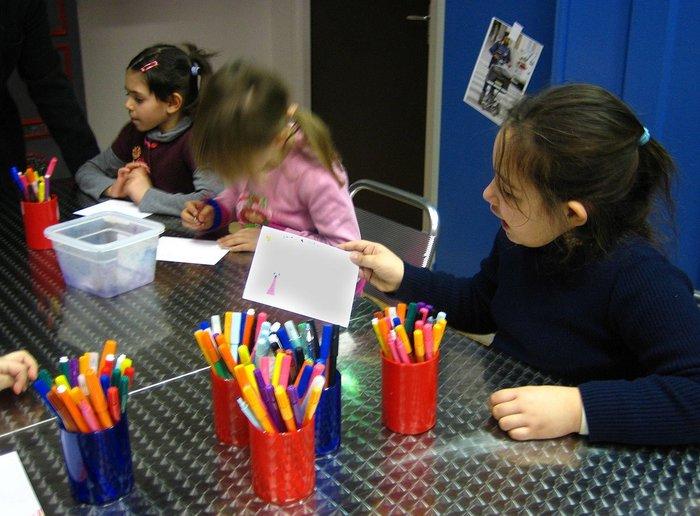 Nuit des musées 2019 -Ateliers de Mail-Art pour les jeunes