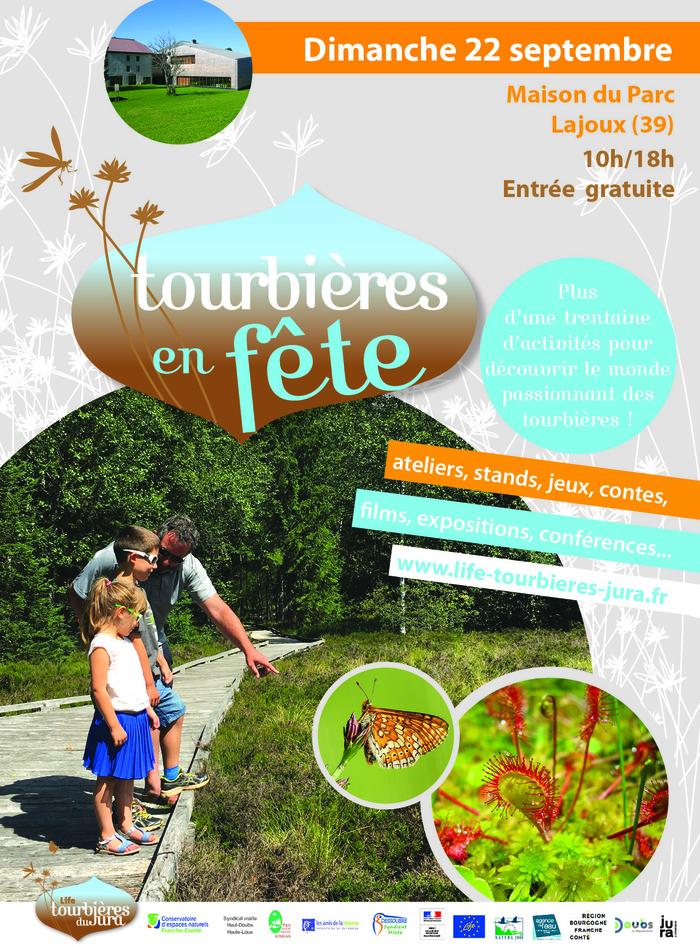 Journées du patrimoine 2019 - Tourbières en fête: conférences, projections et contes