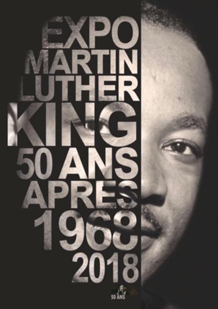 Journées du patrimoine 2020 - Exposition Martin Luther King