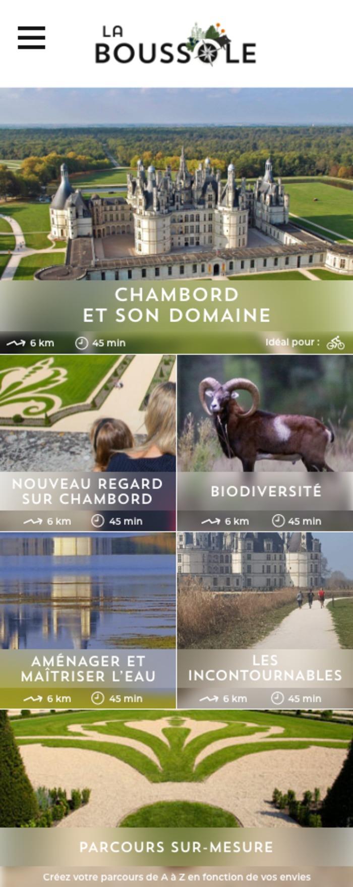 Journées du patrimoine 2020 - Lancement de l'application