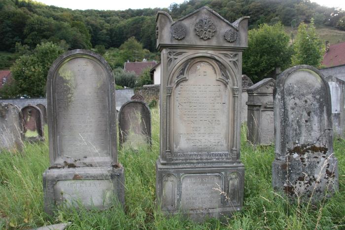 Journées du patrimoine 2020 - Visite guidée du vieux cimetière juif de Thann