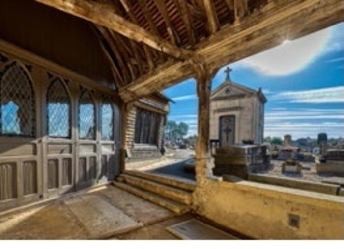 Journées du patrimoine 2020 - Visite guidée de l'aître de Brisgaret