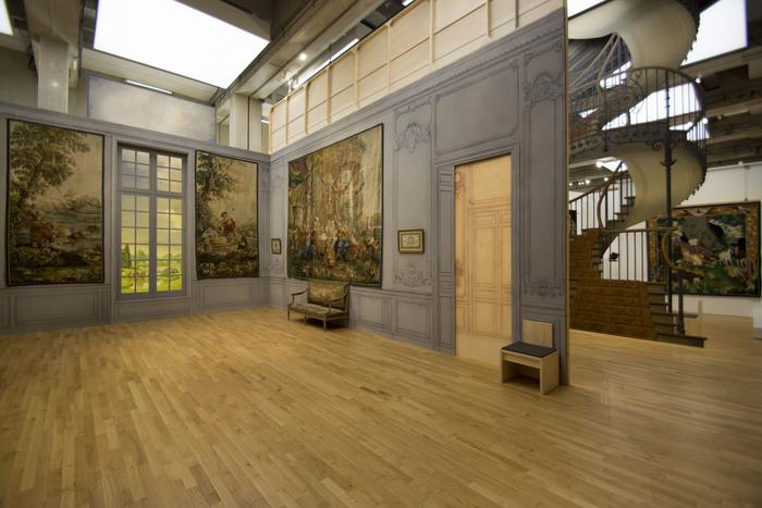 Journées du patrimoine 2020 - Visites libres gratuites de la Cité internationale de la tapisserie